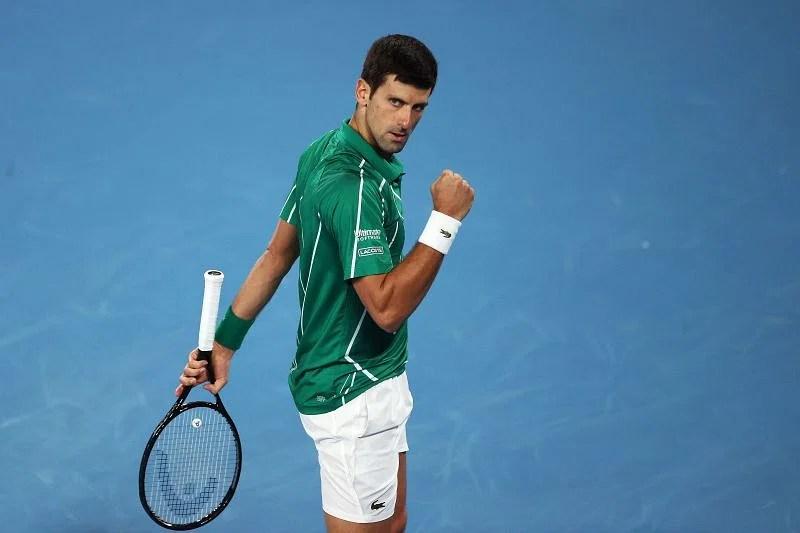 Rod Laver heaped praise on Novak Djokovic