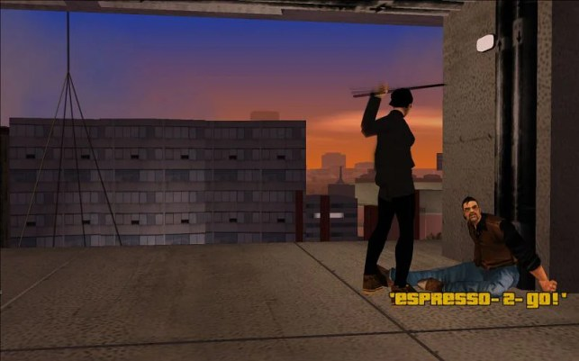 Athletes need to learn places by heart to complete this mission (Photo by Rockstar Games)
