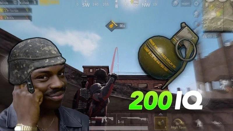 Use grenades to get easy kills (Image via Yanrique YT)