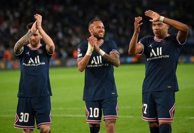 Paris Saint-Germain v Manchester City: Group A - UEFA Champions League.