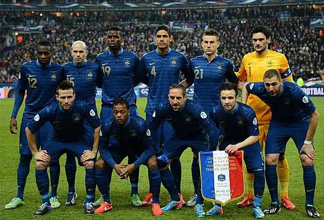 The number fifa world cup titles the team won. France Team Preview 2014 Fifa World Cup
