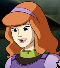 Voice Of Daphne Blake Scooby Doo Moon Monster Madness