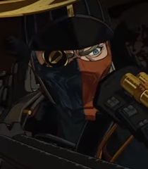 Deathstroke Slade Wilson Voice Batman Ninja Movie