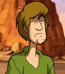 Shaggy Rogers Voice Scooby Doo Legend Of The Phantosaur