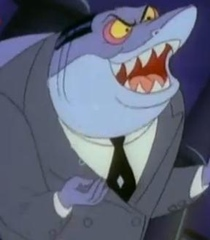 Image result for sharkster fish police
