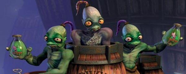 Image result for abe's oddysee banner
