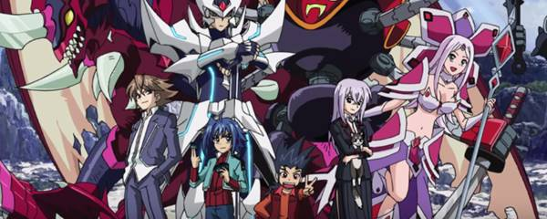 Image result for cardfight vanguard