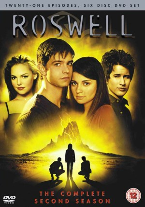 Roswell, A Roswell Christmas Carol