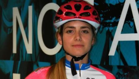 Micaela Barroso, con 18 años, es una de las joyas del equipo. (Foto: Gentileza Prensa Weber Shimano).