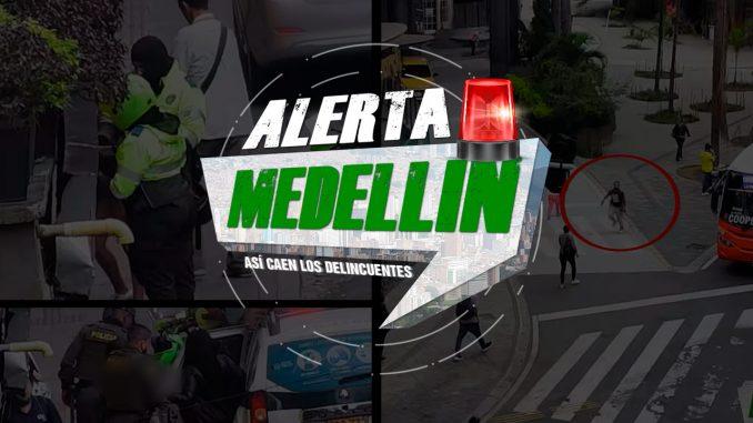 Alerta Medellín VIDEO