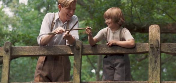Uplifting New Trailer For GOODBYE CHRISTOPHER ROBIN - Goodbye Christopher Robin | International HD Trailer | Fox Searchlight UK | YouTube