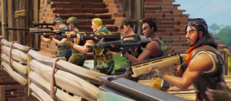 Fortnite Battle Royale Is Getting New Shooting Mechanics