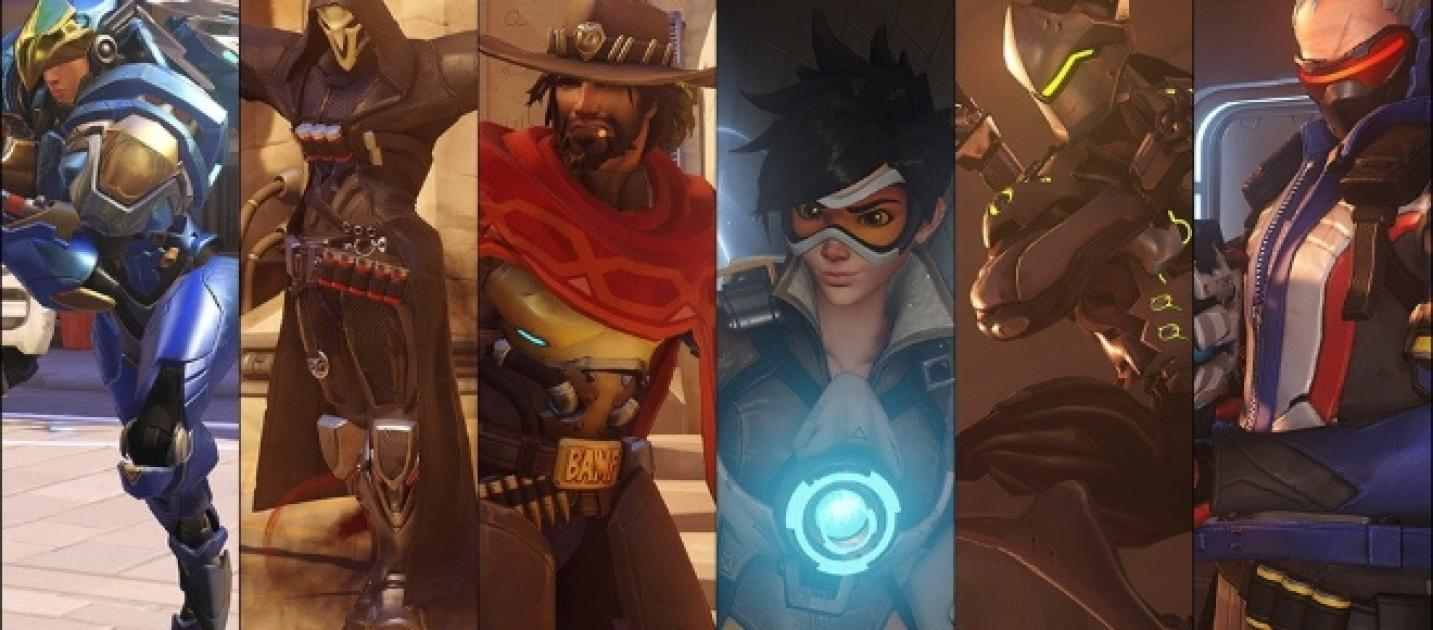 Top 5 Most Viable DPS Characters In Overwatch