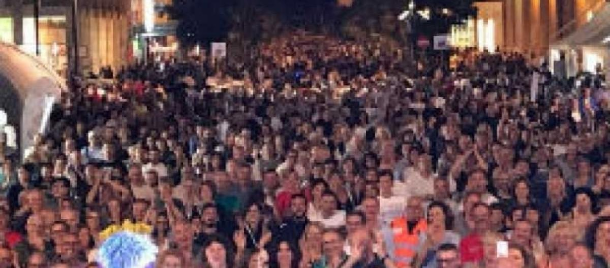 Pescara Boom Per La Notte Bianca Delladriatico