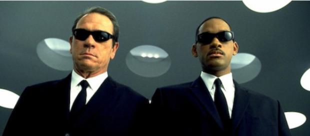 Pero La Serie De Peliculas Men In Black Esta A Punto De Entrar En Una Nueva