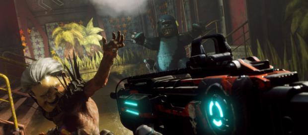 Rage 2 per PS4, Xbox One e PC dfsponibile