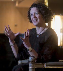 Ruthe Vera, presidenta de la SEOM