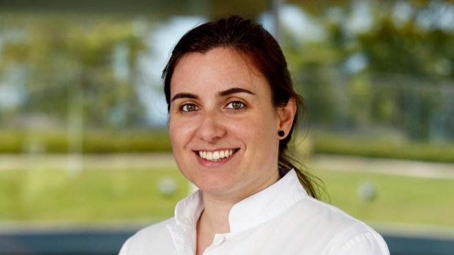 La genetista Esther Pomares.