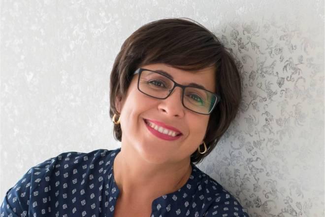 Isabel Marín Moral, abogada especializada en derecho farmacéutico.