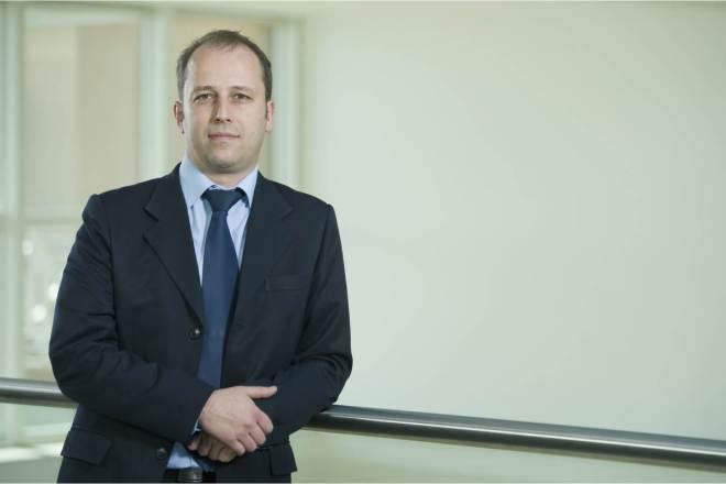 Sébastien Sliski, general manager Supply Chain Solutions de Zetes
