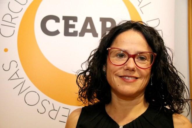 Cinta Pascual, presidenta del Círculo Empresarial de Atención a las Personas (CEAP's).