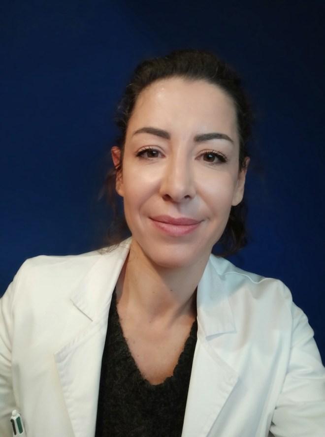 Ainhoa Arnguren, responsable del Servicio de Farmacia del Hospital de Ifema.