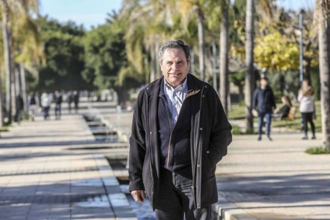 José Ramón Martínez Riera, presidente de la AEC.