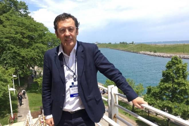 Luis Paz-Ares, jefe del Servicio de Oncología del Hospital 12 de Octubre, de Madrid.