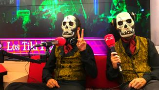 Los Tiki Phantoms van conèixer Rocío Jurado i George Michael