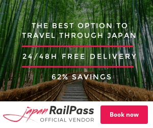 Get your Japan Rail Pass Here!