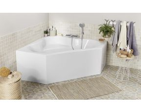 baignoire d angle aquaneo en toplax