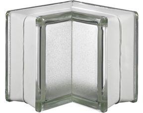briques de verre mini angle