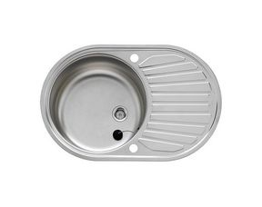 evier inox nid d abeille 1 bac solo