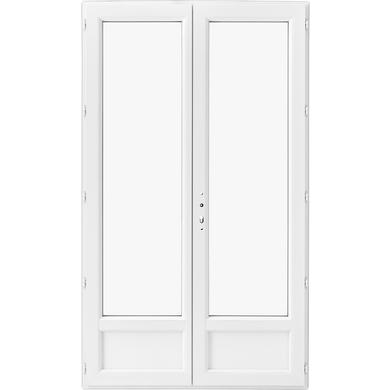 Porte Fenetre Pvc 2 Vantaux Et 3 Vantaux Pria Lapeyre