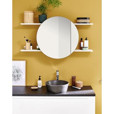 Miroir Deco De Salle De Bains Finn Salle De Bains Lapeyre