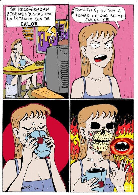 Cuando te encantan las bebidas calientes