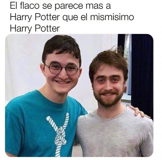 Más Harry Potter que Harry Potter