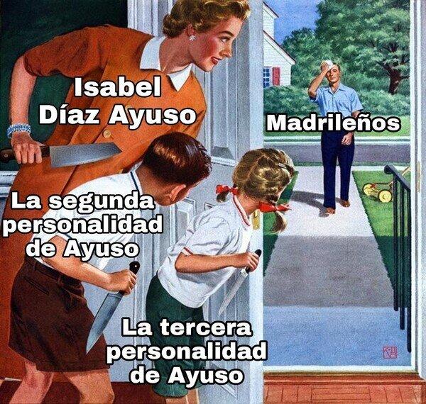 Pobres madrileños