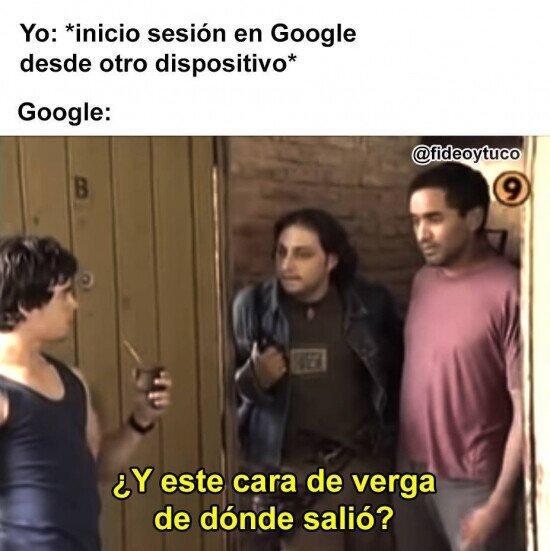 Google está confuso
