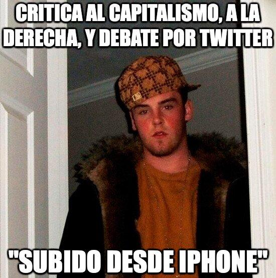 Chico pseudo-intelectual promedio be like: