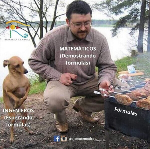 Un meme para bajar los humos a los ingenieros