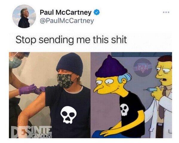 Pobre Paul...