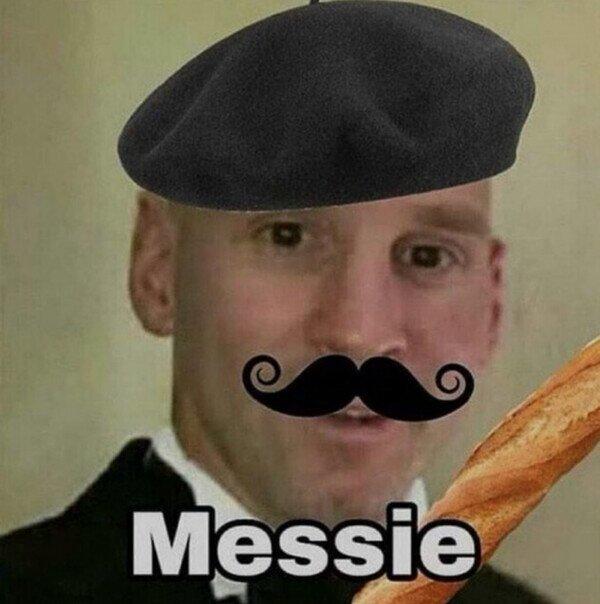 De Messi a Messie
