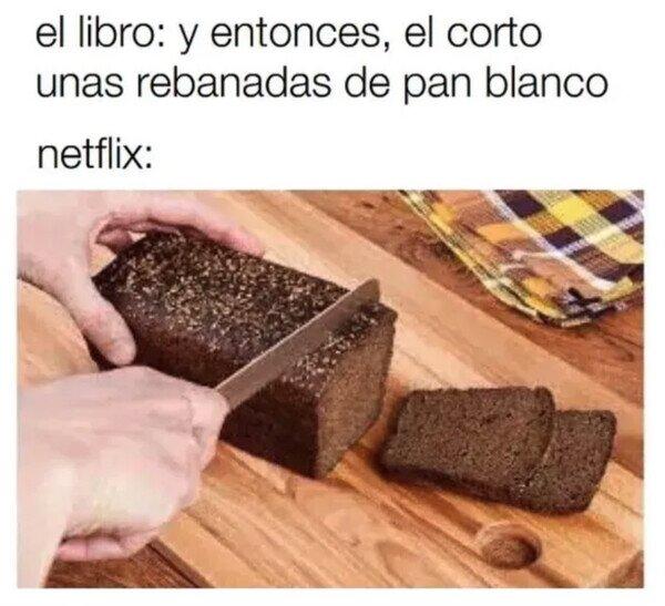 Netflix forzando todo