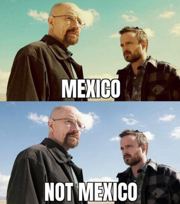Ese colo característico de las pelis de Mexico