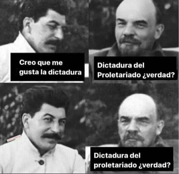 Este Stalin...