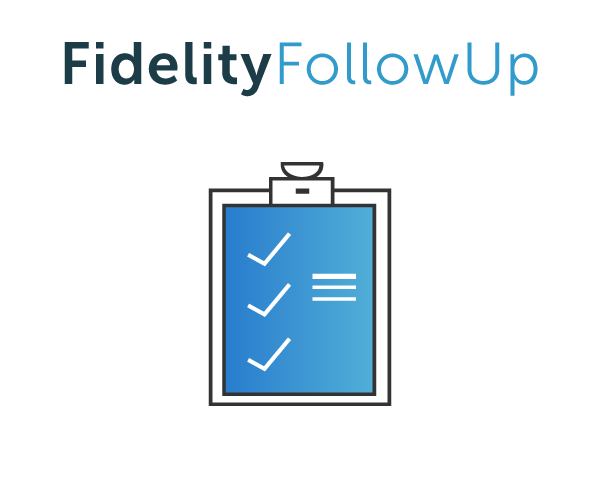 logo fidelity followup