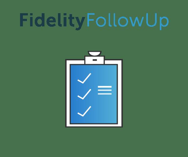 logo fidelity followup