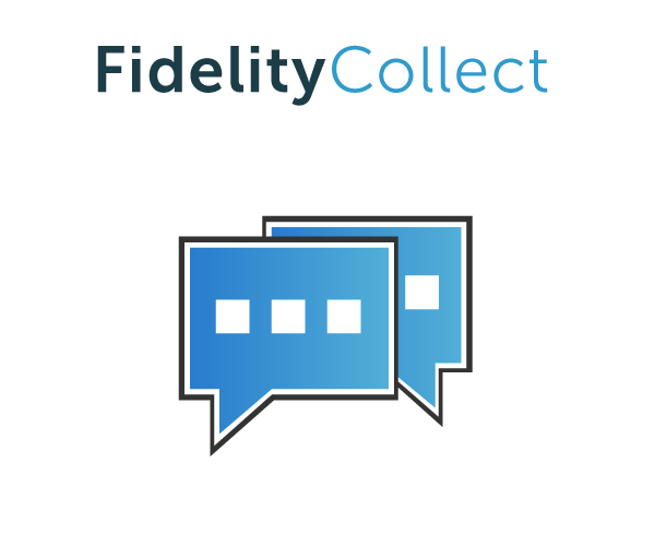 logo fidelity collect