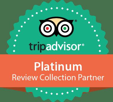 logo platinum partner de tripadvisor